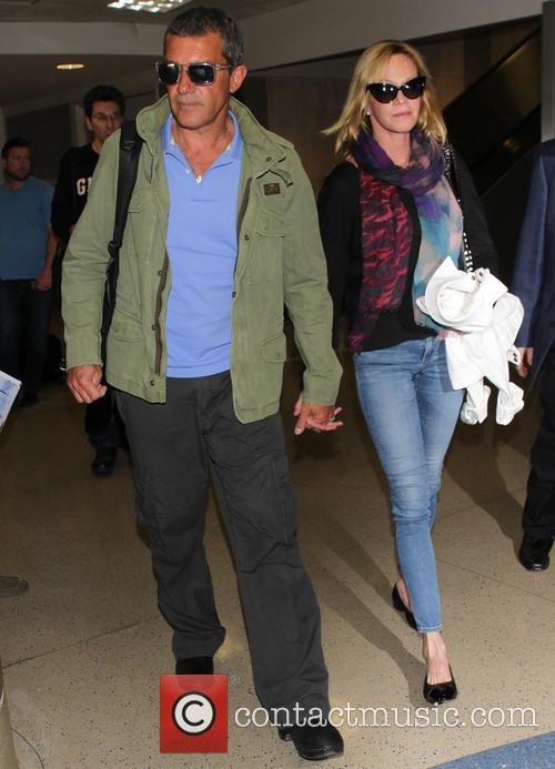 Antonio Banderas and Melanie Griffith 7