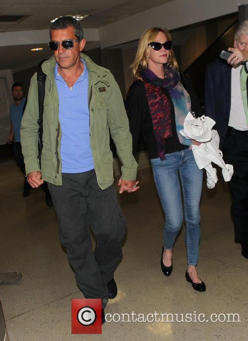 Antonio Banderas and Melanie Griffith 10