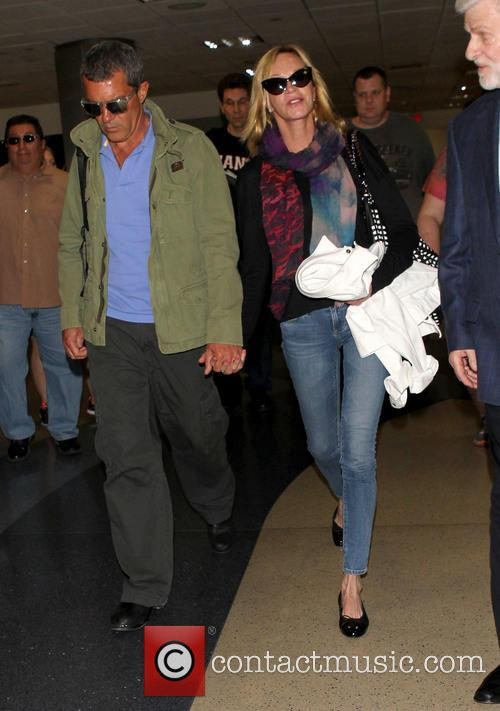 Antonio Banderas and Melanie Griffith 11