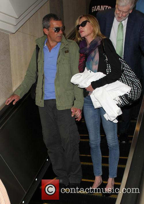 Antonio Banderas and Melanie Griffith 12