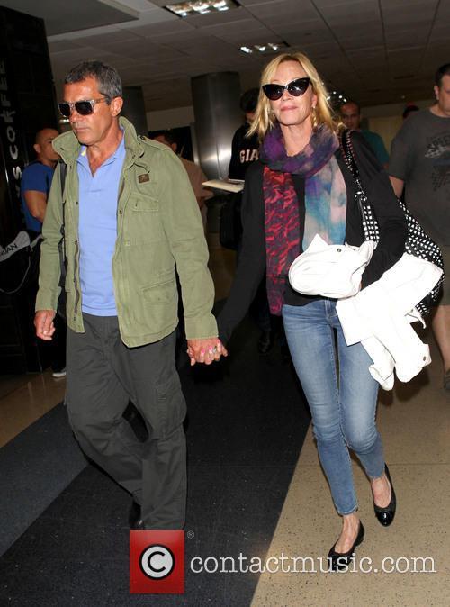 Antonio Banderas and Melanie Griffith 13