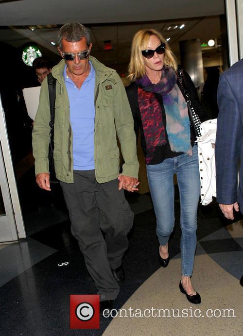 Antonio Banderas and Melanie Griffith 16