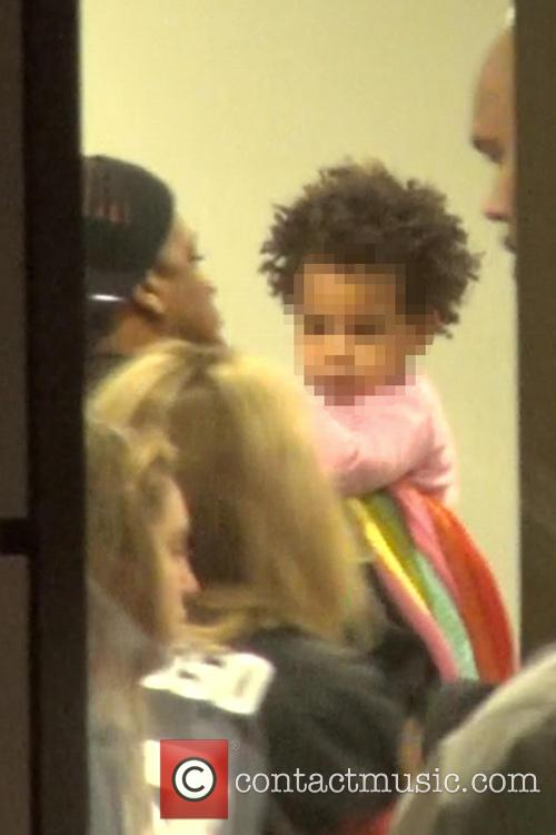 Beyonce, Jay Z and Blue Ivy 2