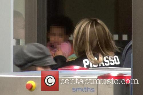 Beyonce, Jay Z and Blue Ivy 8