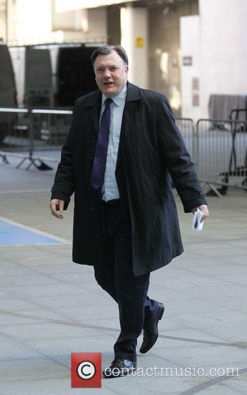 Ed Balls at The BBC