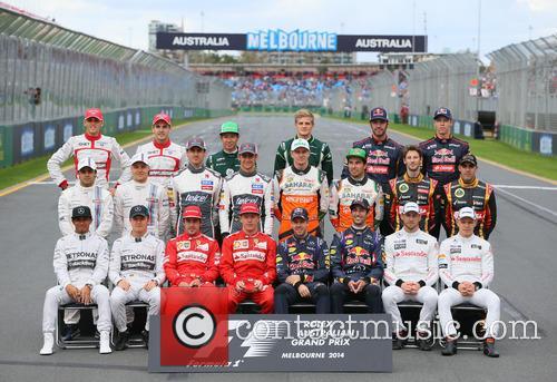All Formula 1 Drivers 2