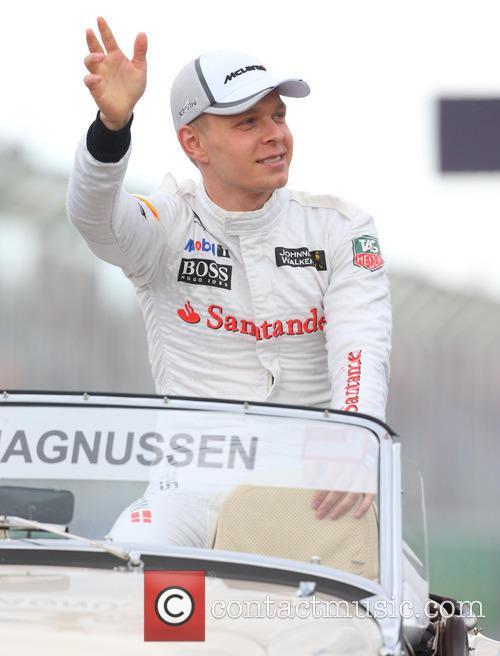 Kevin Magnussen 2