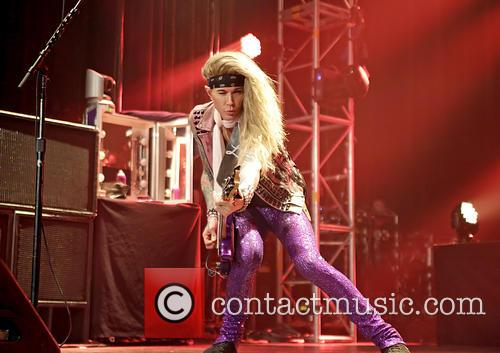 Foxx and Steel Panther 2