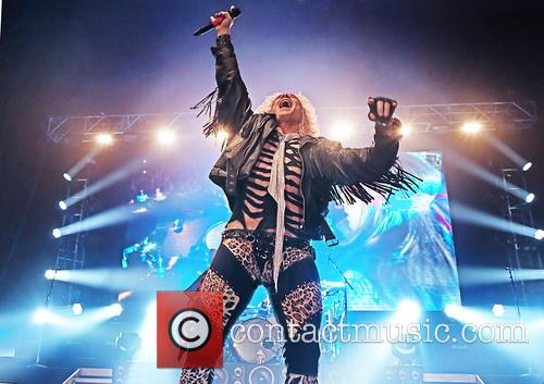 Steel Panther and Michael Starr 6
