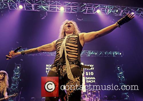 Steel Panther and Michael Starr 9