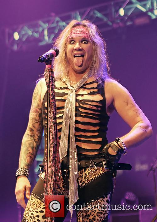 Steel Panther In Concert