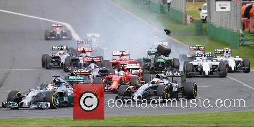 Formula and Australian Grand Prix 1