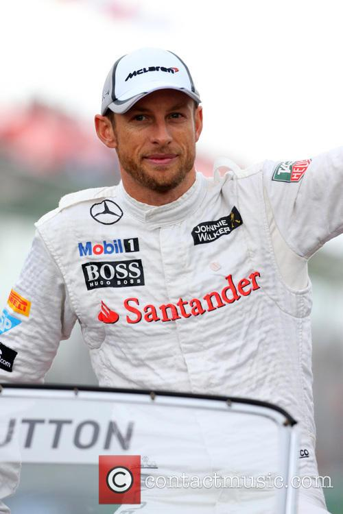 Jenson BUTTON, Olympia Hall