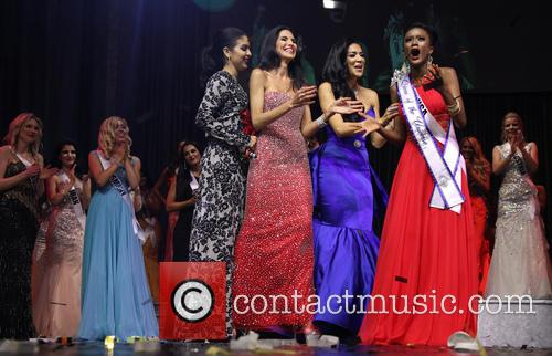Joyce Giraud, Ariel Diane King and Ivette Saucedo 10