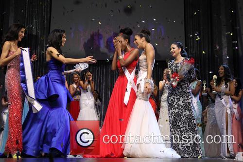 Joyce Giraud, Ivette Saucedo, Ariel Diane King and Tatiana Delgado 11