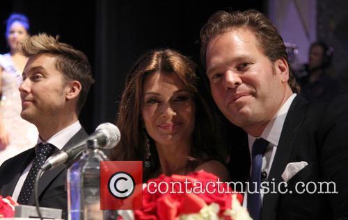 Lance Bass, Lisa Vanderpump and Michael Ohoven 2