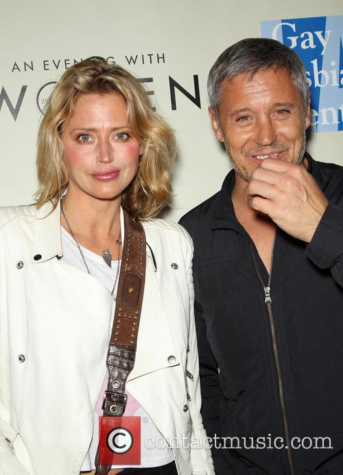 Estella Warren and Max Ryan 7