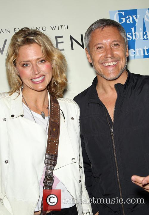 Estella Warren and Max Ryan 11