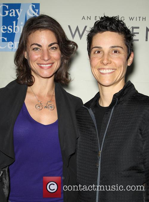 Traci Dinwiddie and Girlfriend 3