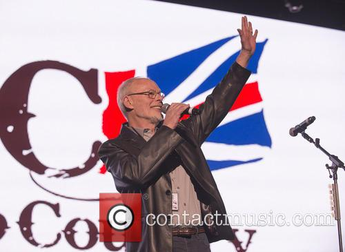 Bob Harris, O2 Arena