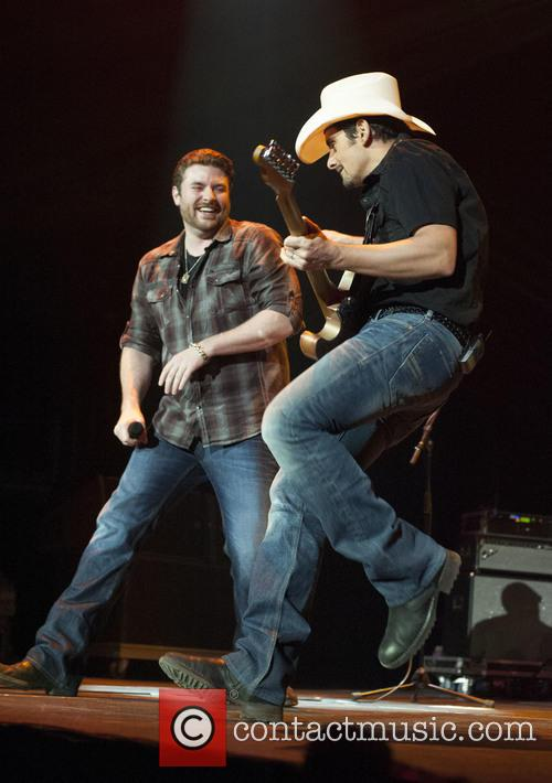 Brad Paisley, Chris Young, O2 Arena