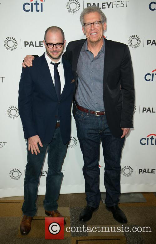 Damon Lindelof and Carlton Cuse 2