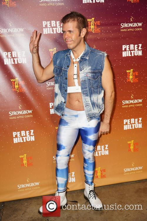 Arrivals And Performances from Perez Hilton One Night...