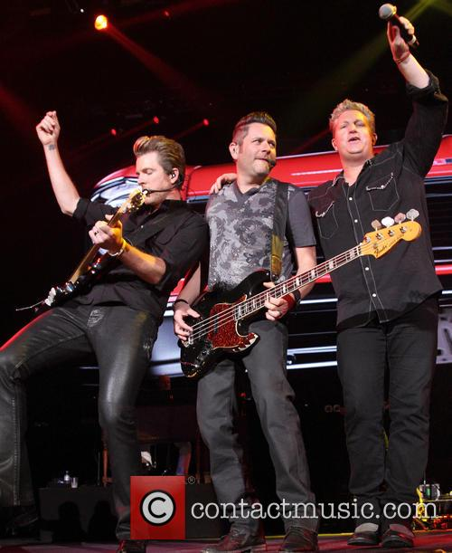 Gary Levox, Jay Demarcus and Joe Don Rooney 6