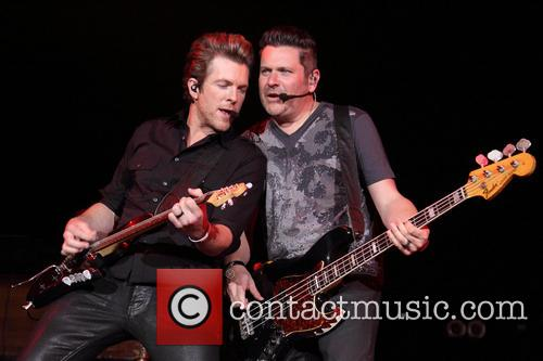 Rooney, Jay Demarcus and Rascal Flatts 7