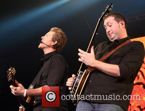 Rooney and Rascal Flatts 3