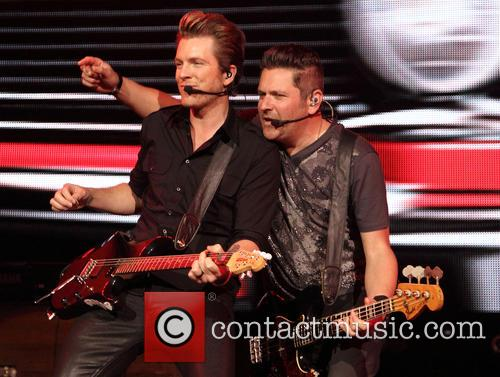 Rooney and Rascal Flatts 9