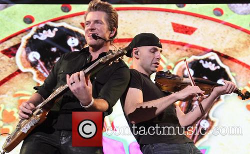 Rooney and Rascal Flatts 1