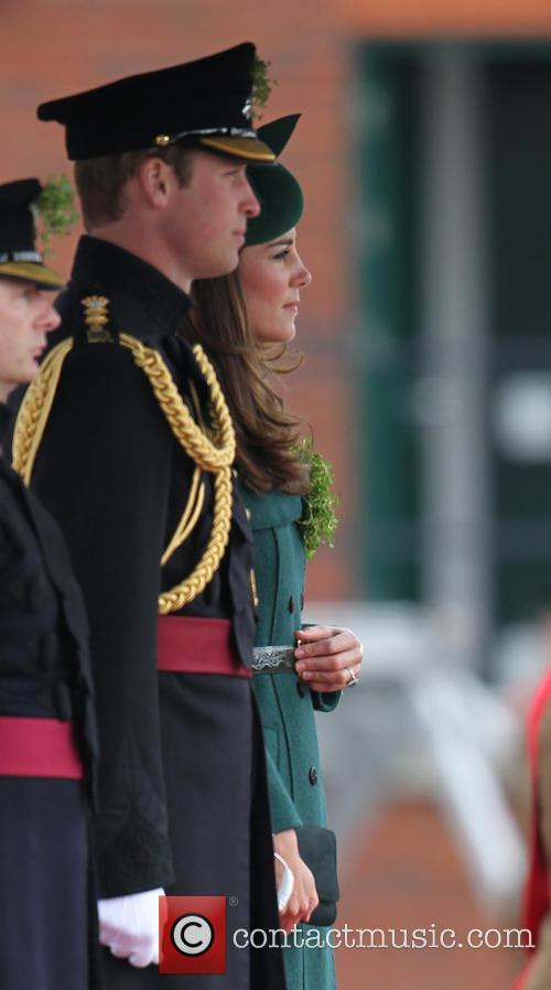 The Duchess Of Cambridge and Prince William 11
