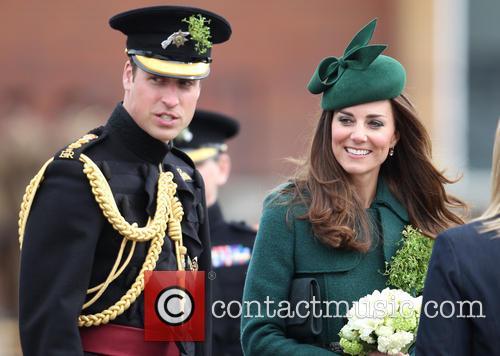 the duchess of cambridge prince william st patricks 4113433