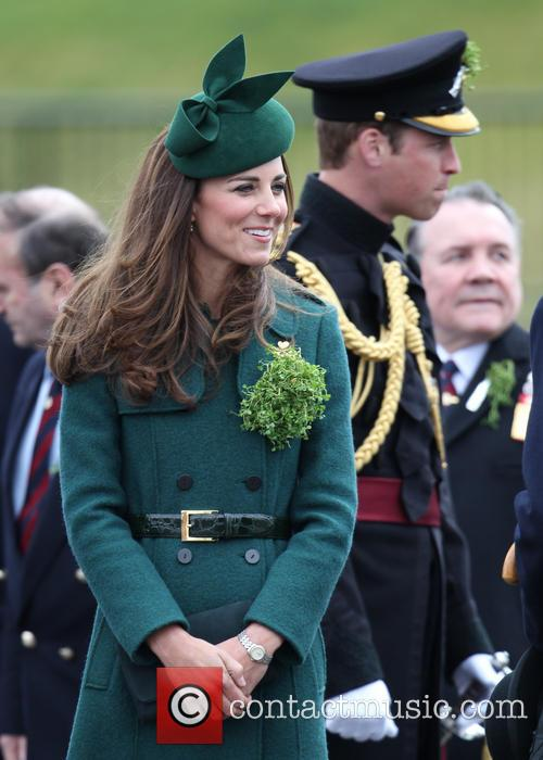 The Duchess of Cambridge and Prince William 12