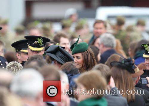The Duchess of Cambridge and Prince William 13