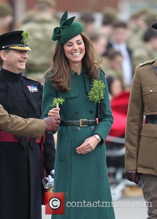 The Duchess of Cambridge, Mons Barracks