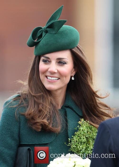 the duchess of cambridge st patricks day 4113430