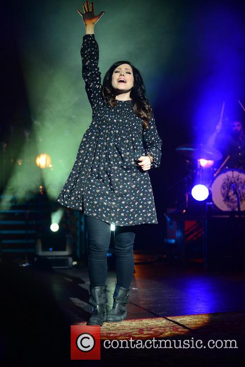 Kari Jobe and Warren Barfield Perform