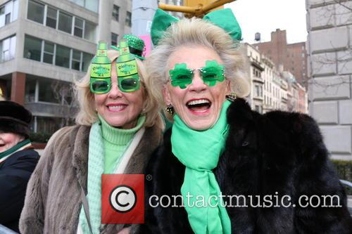 St. Patrick's Day Parade and New York City 3