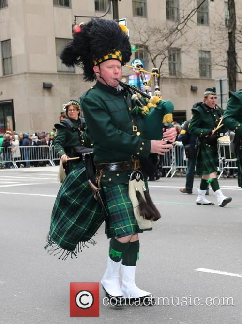 St. Patrick's Day Parade and New York City 6