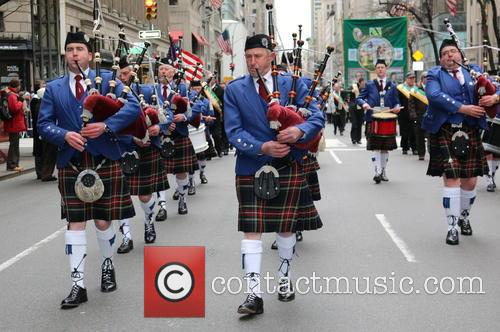 St. Patrick's Day Parade and New York City 7