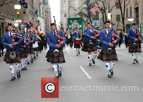 St. Patrick's Day Parade and New York City 8