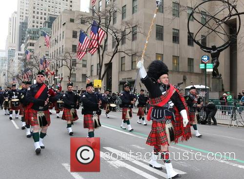 St. Patrick's Day Parade and New York City 9