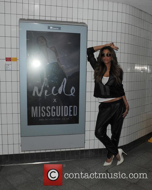Nicole Scherzinger 18