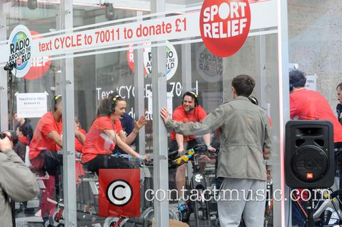 Nick Grimshaw and Sport Relief 8