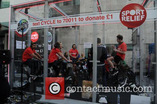 Nick Grimshaw, Sport Relief