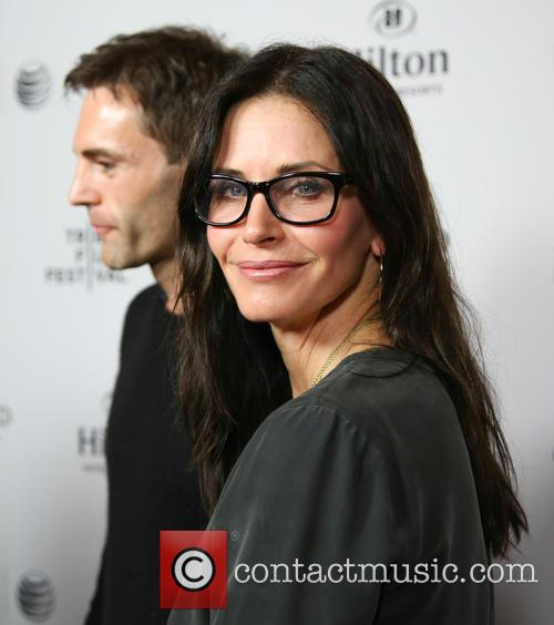 Courteney Cox and Johnny McDaid 14