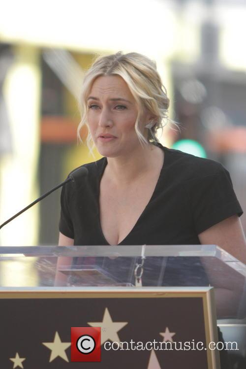 kate winslet kate winslet hollywood walk of 4113985