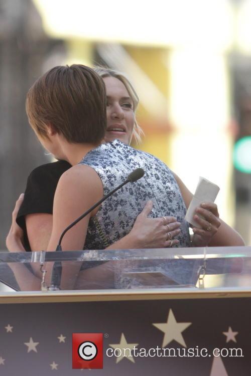 Kate Winslet and Shailene Woodley 1